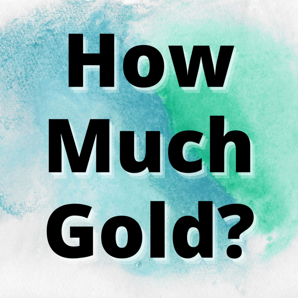 How Much Gold Is In A Flat Screen TV
