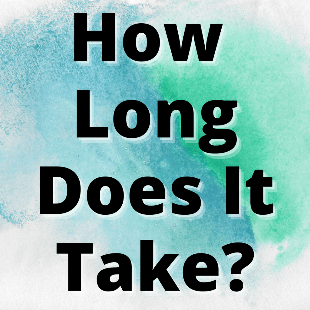How Long Does It Take For Fossil Fuels To Form
