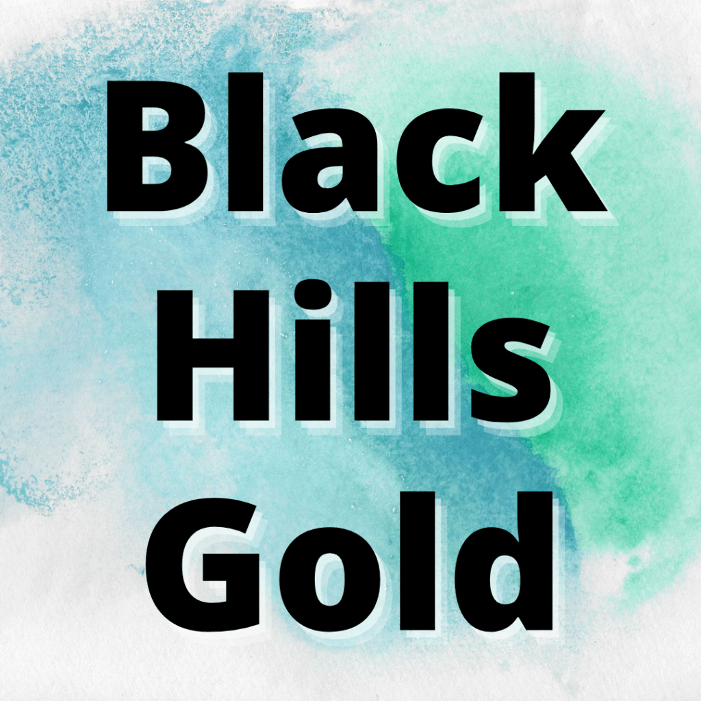 how much is black hills gold worth