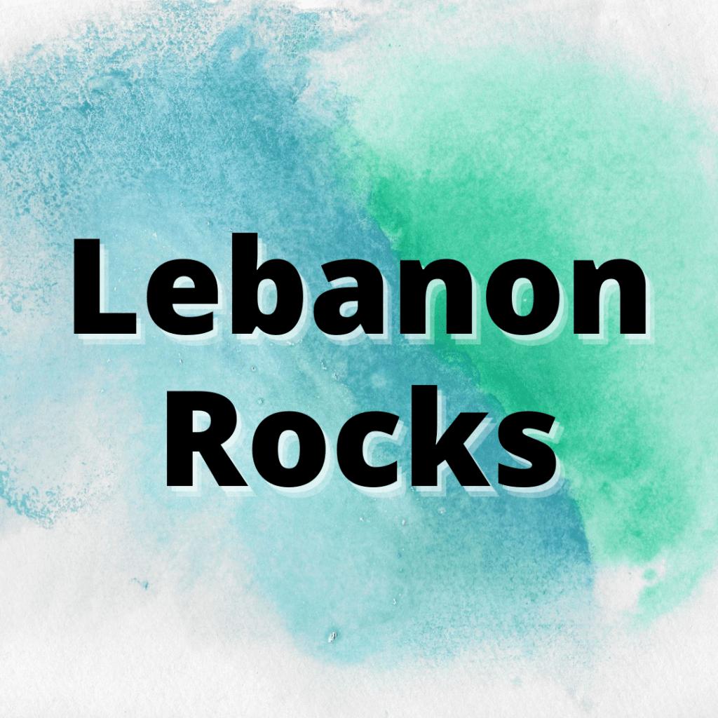 rockhounding near lebanon