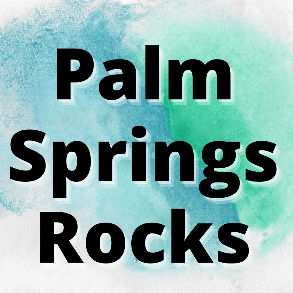 rockhounding palm springs california